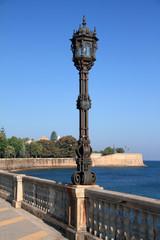 Cádiz, mirador al mar
