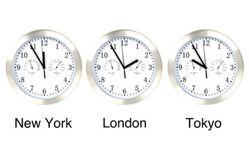 World time.