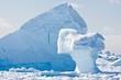 .Antarctic iceberg