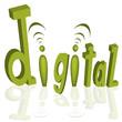 Digital Stylized Text