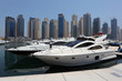 Yachts at Dubai Marina, United Arab Emirates