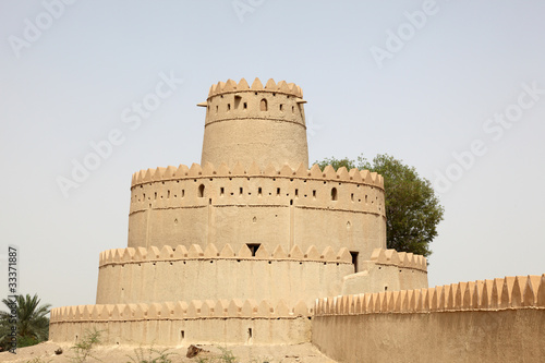 Ancient fort of Al Ain, Emirate Abu Dhabi