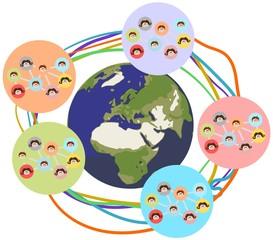 vernetzte Netzwerke