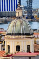 Castellammare di Stabia - Cattedrale, cupola