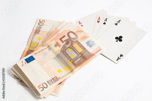 Poker and money