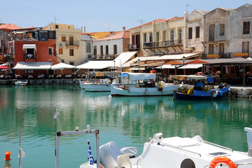 Old Venetian Port of Rethymno