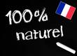 100 % naturel - Made in France