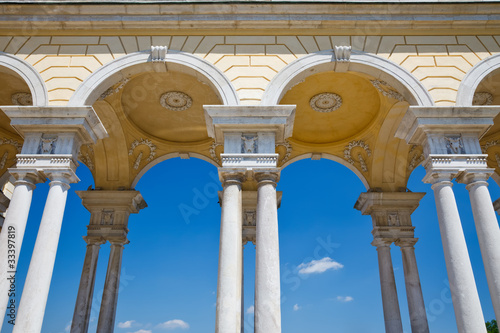 Gloriette in Schonbrunn