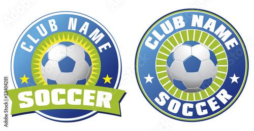 soccer label