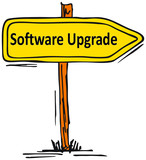 Software Upgrade poster