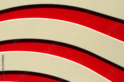 Red and beige abstract background