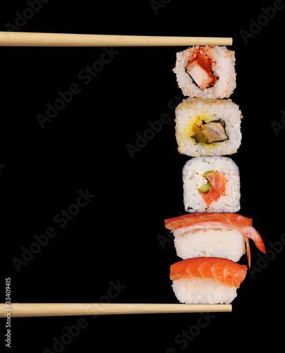 Fototapeta Maxi sushi