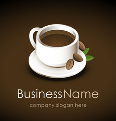 logo café restaurant