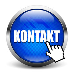 blauer KONTAKT button