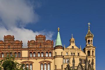 Fasade Schweriner Schloss