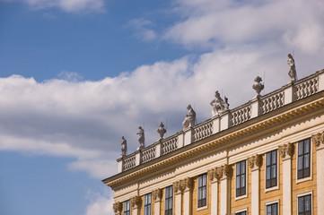 Fassade Schönbrunn