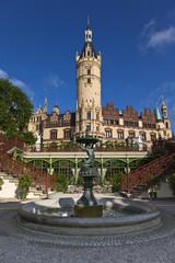Schlossturm Schwerin