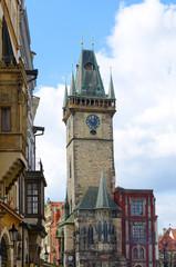 Old Town Hall Tower, Staromestske Namesti, Prague