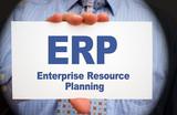 ERP - Enterprise Resource Planning poster
