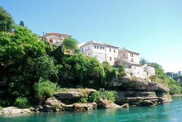 Old town, Mostar, Bosnia-Herzegovina