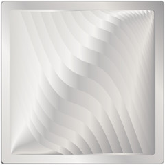Background vector silver plates