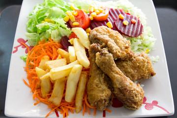 salade faite maison