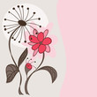 flower Background I