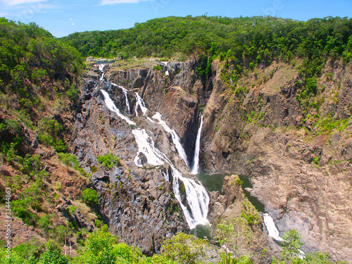 Barron Falls - Queensland, Australia