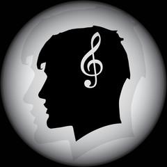 BLACK MUSIC HEAD