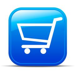 Shopping Internet button Icon