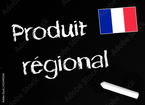 Produit régional - Made in France