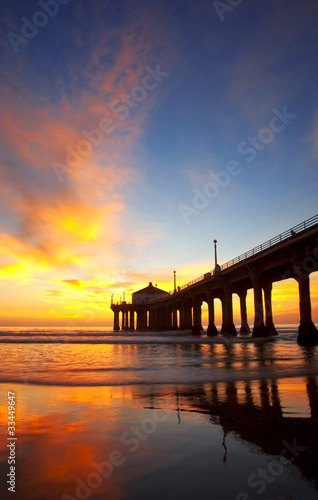 Manhattan Beach Pier