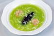 Sea cucumber porridge