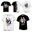Jazz night t-shirts