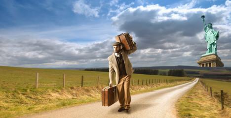 Emigrare negli Stati Uniti