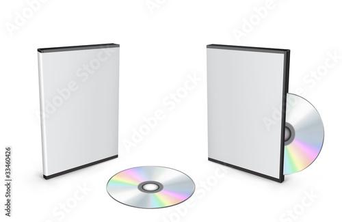 DVD boxes - 33460426