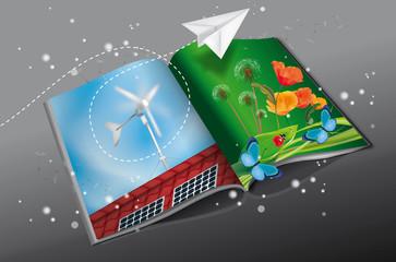 libro energie alternative