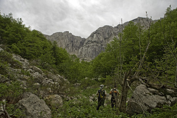 Trekking in Bosnia and Herzegovina