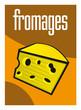 Fromages, crèmerie, supermarché, aliment, grande surface