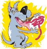 Gluttonous Mutt poster