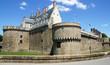 château de Nantes