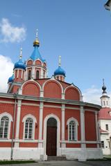 Church in Ryazan Russia