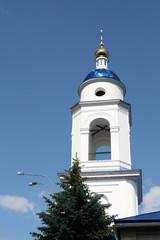 Church in Maloyaroslavets Russia