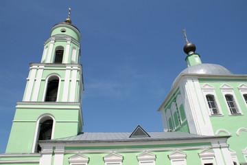 Church in Kozelsk Russia
