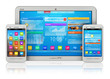 Tablet PC and smartphones