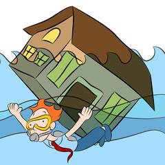 House Sinking