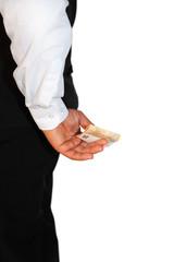 Geldserie: Bestechung