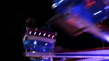 Funfair:  Noche en el parque de atracciones