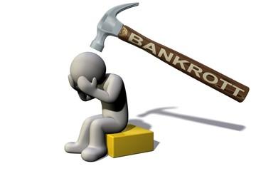 Bankrott - Hammer