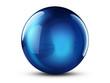 Синяя сфера